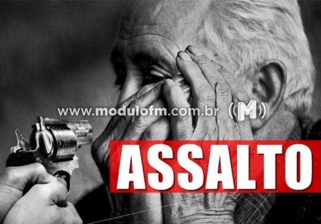 Idoso de 64 anos tem fazenda invadida por criminosos armados