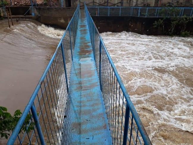 DAEPA recomenda uso racional de água devido às fortes chuvas