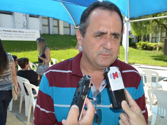 Vereador Joel de Carvalho sugere redução no número de vereadores na Câmara Municipal de Patrocínio a partir da próxima eleição