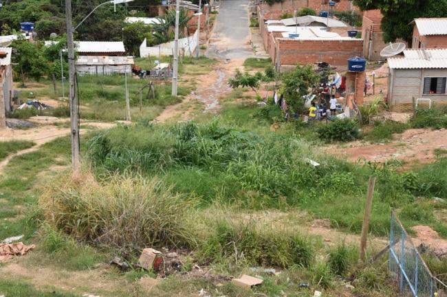 Vereador Rogério Nelis reivindica melhorias no bairro Manoel Nunes...