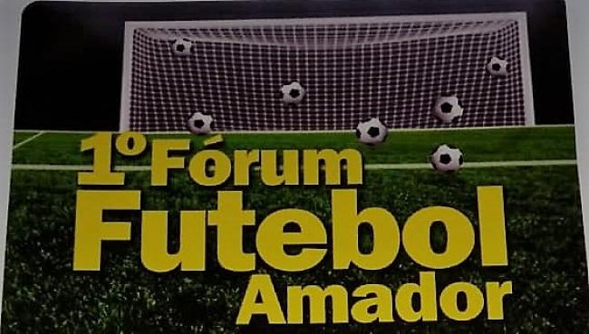 1º Fórum do Futebol Amador de Patrocínio será realizado na semana que vem