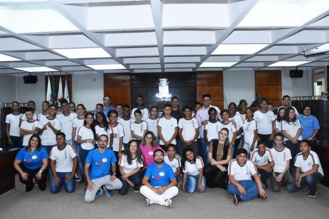 Projeto Direito Na Escola realizará cerimônia de encerramento das atividades de 2018 nesta quarta-feira