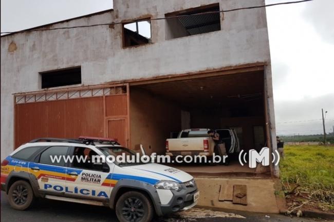 Quadrilha que roubava e adulterava veículos na região é presa em Monte Carmelo