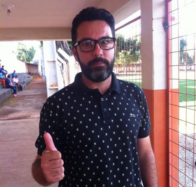 Rodrigo Fonseca não é mais treinador do CAP