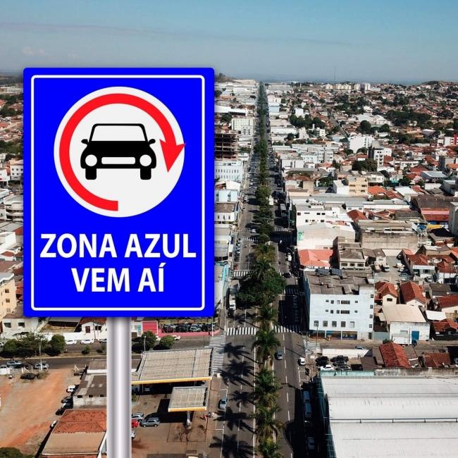 Zona Azul em Patrocínio é autorizada pelo Tribunal de Contas