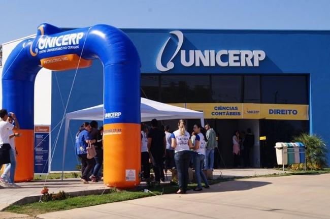 Aulas do EAD da parceria entre o UNICERP e a Universidade Mackenzie começarão em abril