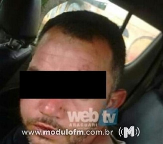 Autores de Patrocínio praticam assalto em Araquari, um foi preso