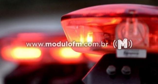 Homem de 37 anos é baleado no bairro Manuel Nunes