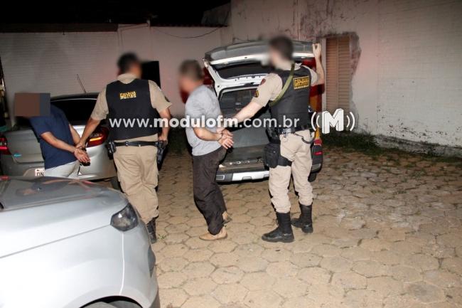 Serra do Salitre: PM prende traficante e encontra grande quantidade de droga