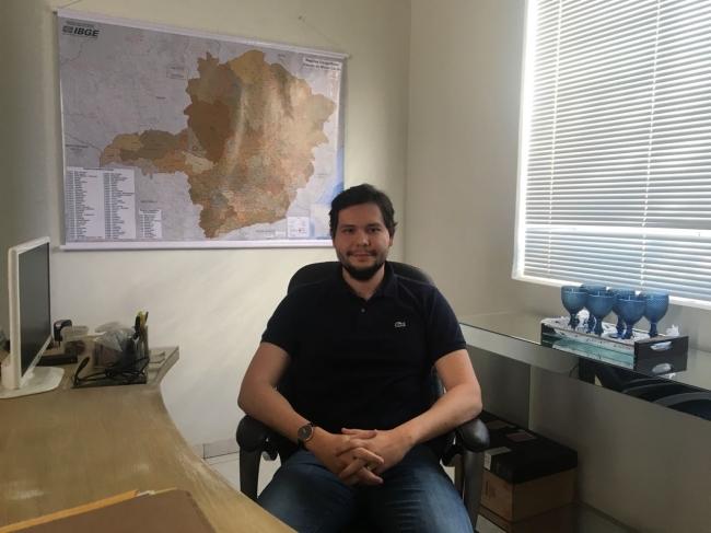 Vice-prefeito de Patrocínio defende uma maior independência da Câmara Municipal em 2019