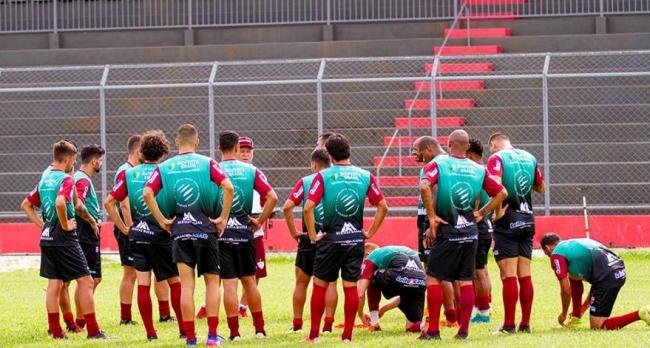 Após confronto contra o América-MG, CAP terá uma semana de preparação para a sexta rodada do Mineiro