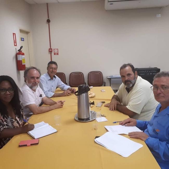 Cobrança pelo uso de água das bacias da região do Alto Paranaíba é discutida em reunião