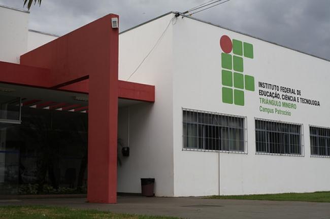 IFTM de Patrocínio tem novo bloco disponibilizado para os alunos