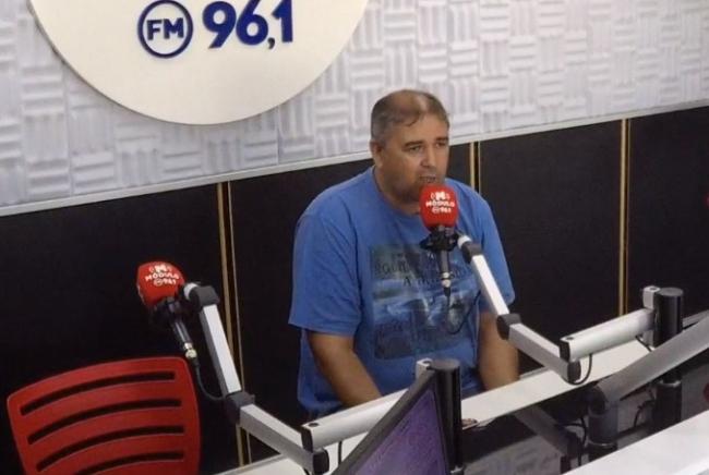 Vereador Paulo Roberto dos Santos, Panxita, protocola denúncia contra vereadora Marcilene Jacinto no MPMG