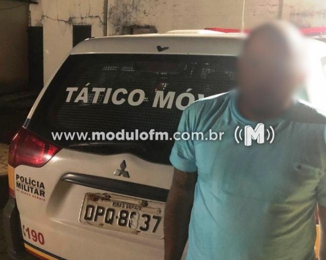 PM recupera veículo roubado com ajuda de rastreador