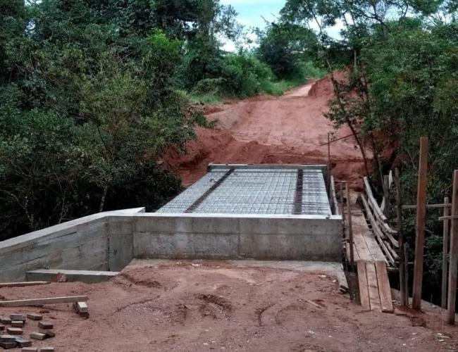 Ponte Dos Marianos está próxima de ser inaugurada