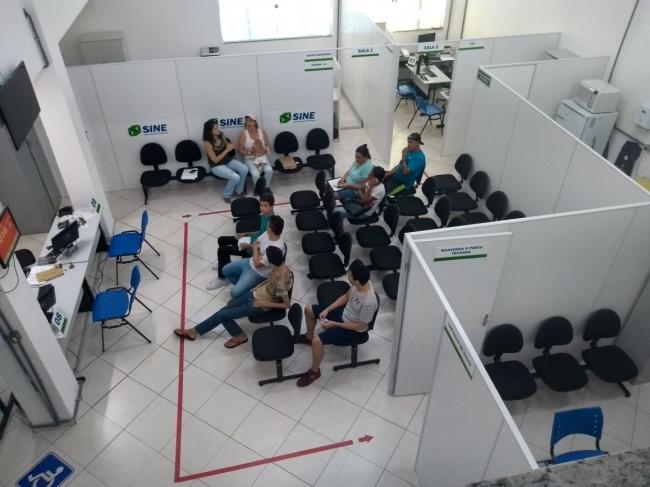 SINE de Patrocínio abre quadro de vagas de emprego para pessoas com deficiência
