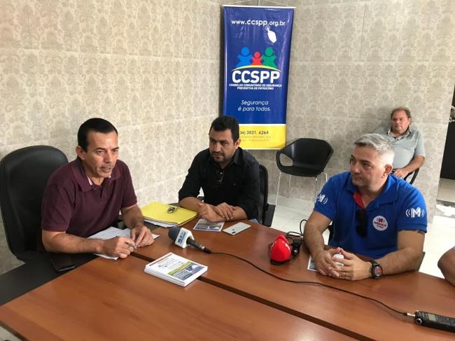 1º Congresso Agro Urbano de Segurança do Triângulo Mineiro e Alto Paranaíba será realizado amanhã em Patrocínio