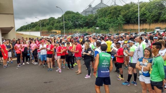 Corrida de Rua 2019 é realizada pelo 46º BPM...