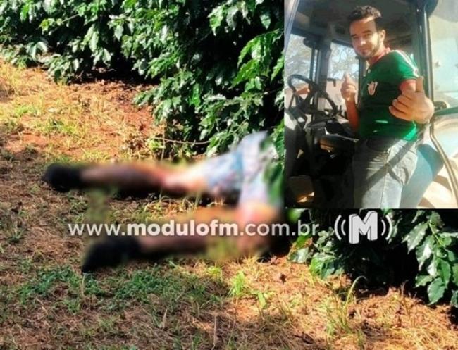 Homem encontrado morto em Macaúbas de Cima é reconhecido