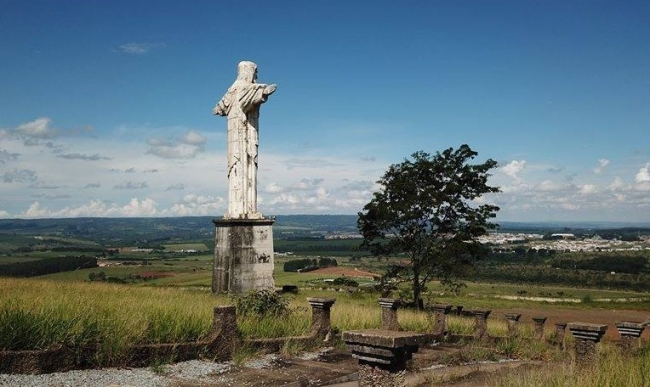 Prefeitura de Patrocínio e CCEP trabalharão em conjunto na revitalização do Cristo Redentor