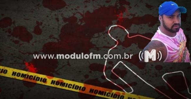 Homem é assassinado na estrada de acesso do distrito de Alegre, município de Coromandel