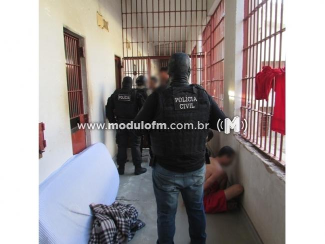 Polícia Civil desvenda esquema de tráfico de drogas na...