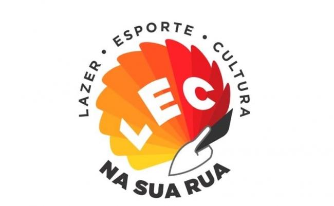 """Terceira edição do """"LEC Na Sua Rua"""" será realizado no último sábado de maio"""