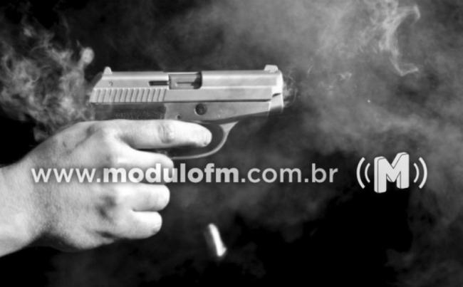 Residência é novamente alvejada por tiros no bairro Marciano Brandão