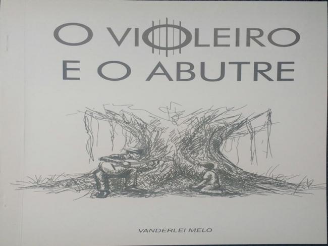 Escritor Vanderlei Melo lança hoje seu primeiro livro em Patrocínio