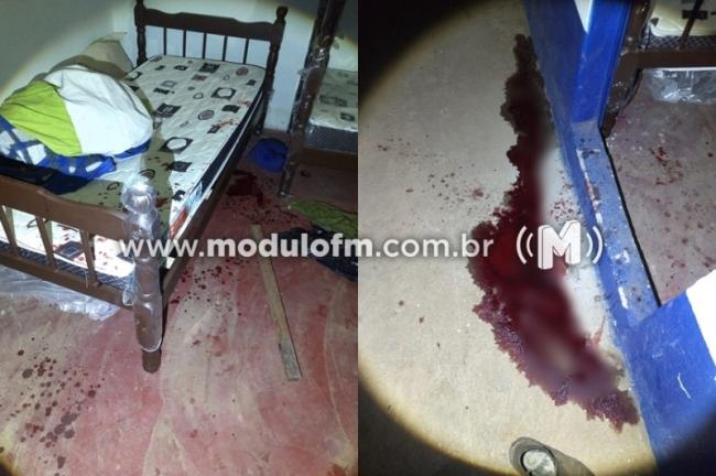 Homem é morto com golpes de madeira na cabeça, em Serra do Salitre