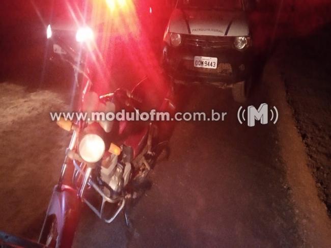 Bandidos assaltam posto e restaurante em Salitre de Minas e são presos pela PM