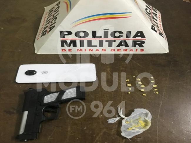 Duas traficantes são presas no bairro São Benedito