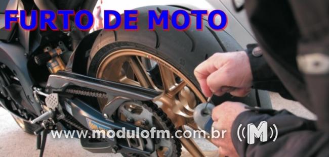 Homem invade residência e furta motocicleta no bairro Morada Nova
