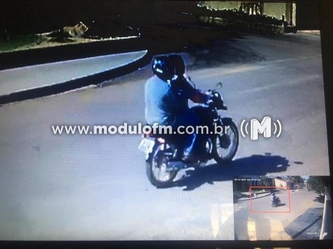 Homens armados tentam assaltar lotérica, mas fogem sem levar nada em Brejo Bonito