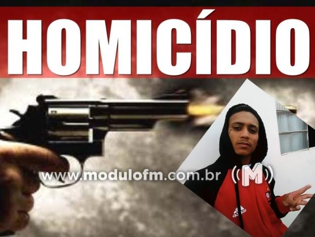 Serra do Salitre: Menor de 17 anos é morto com três tiros e PM prende suspeito