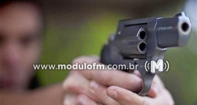 Briga de cunhados termina em tiros e prisão
