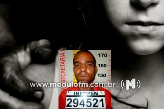 Homem é preso suspeito de estuprar e engravidar a filha de 13 anos