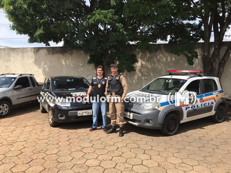 10 pessoas são presas na Operação Colheita em Patrocínio