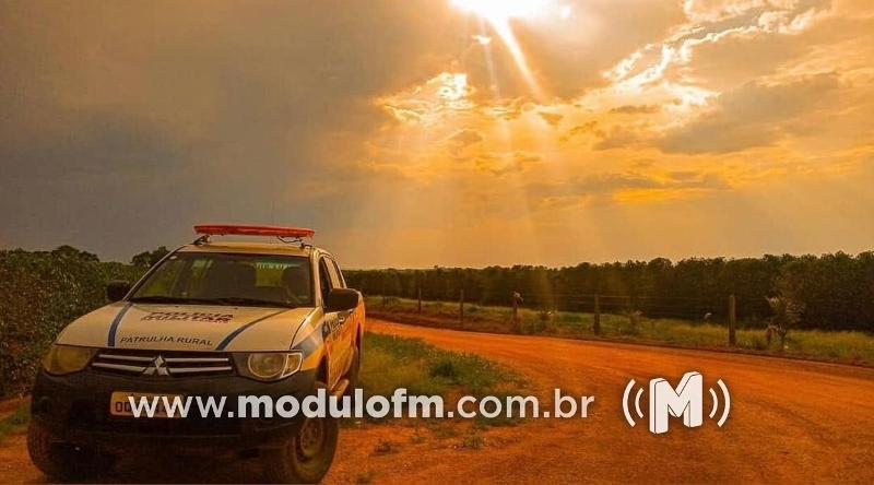 Caminhonete é furtada em fazenda de Serra do Salitre