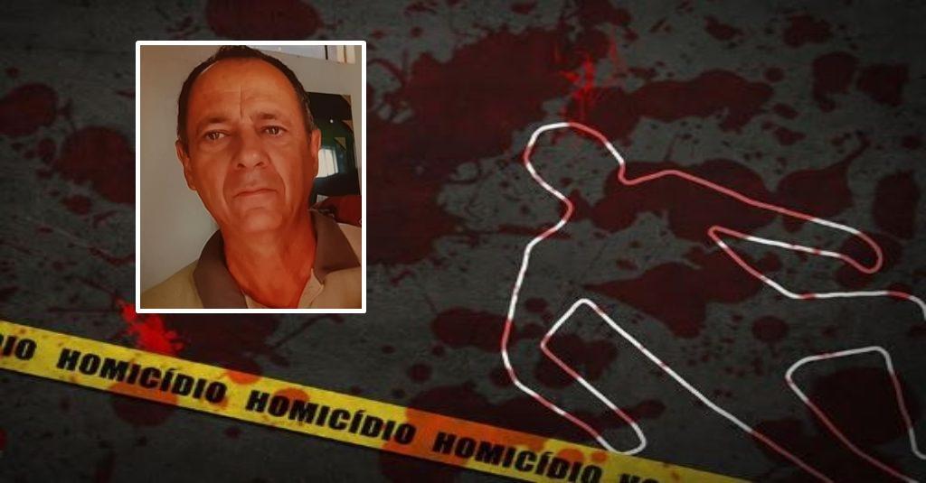Idoso é assassinado e polícia suspeita de crime passional em Coromandel