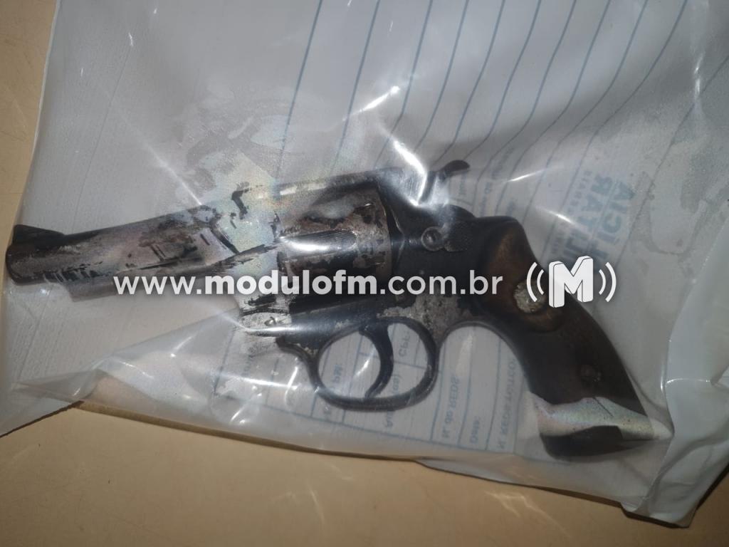 Imagem 1 do post Jovem é alvejado e morto após apontar arma para policiais em Monte Carmelo