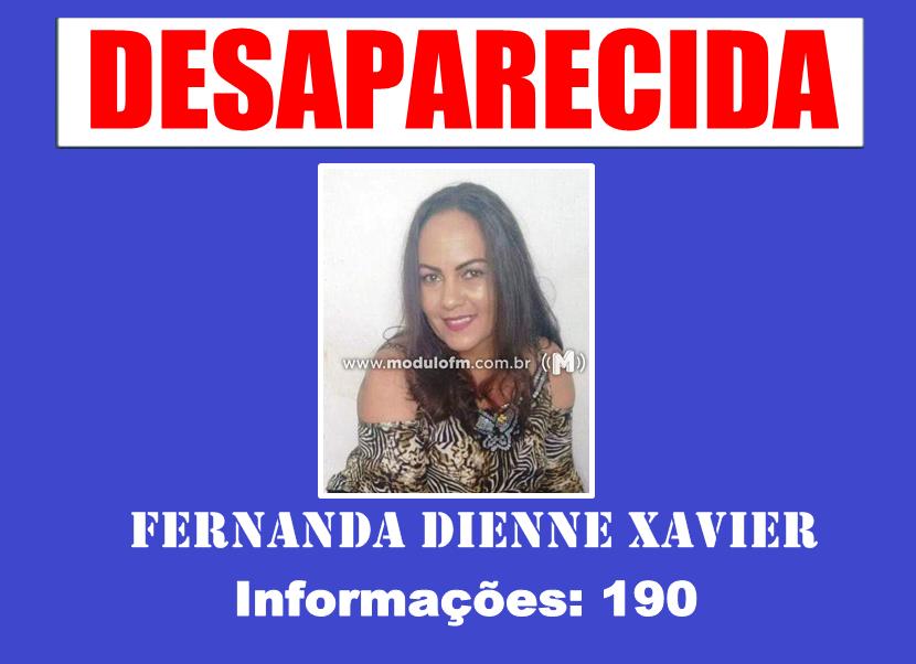 Mulher sai para trabalhar e desaparece em Serra do Salitre