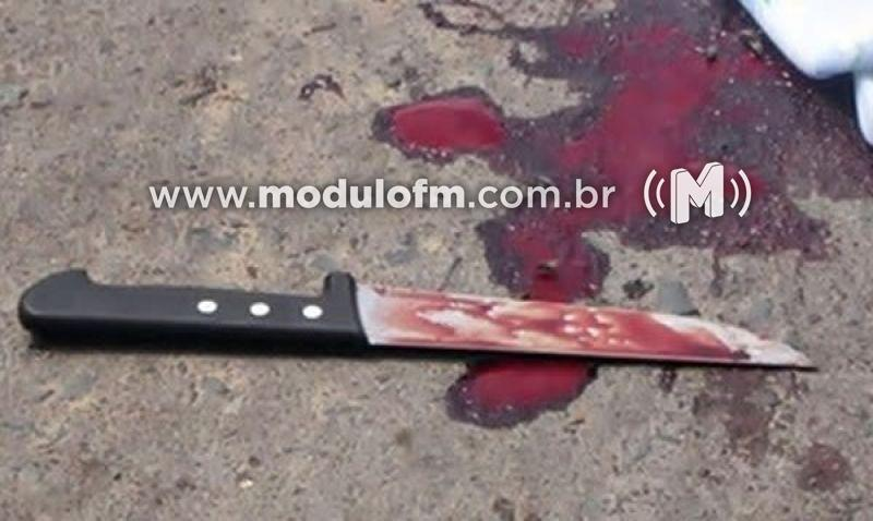 Briga de casal homossexual acaba em tentativa de homicídio em Patrocínio