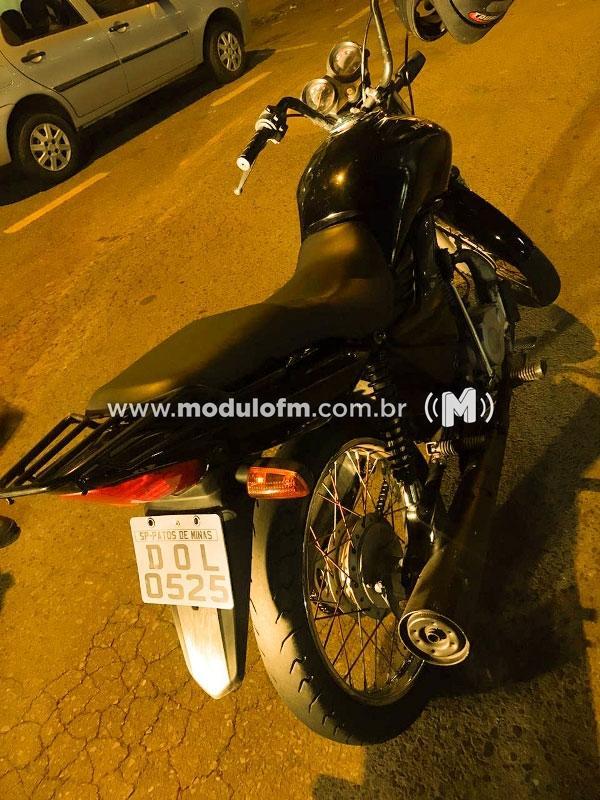 Homem é preso por adulteração de chassi de moto