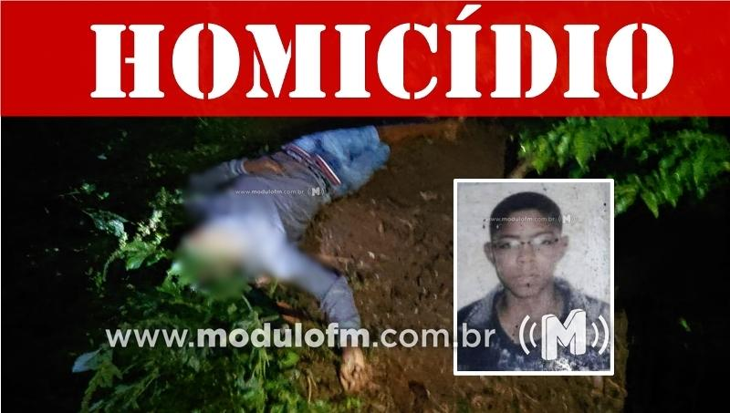 Jovem é morto a tiros e outro é baleado na comunidade de Boa Vista