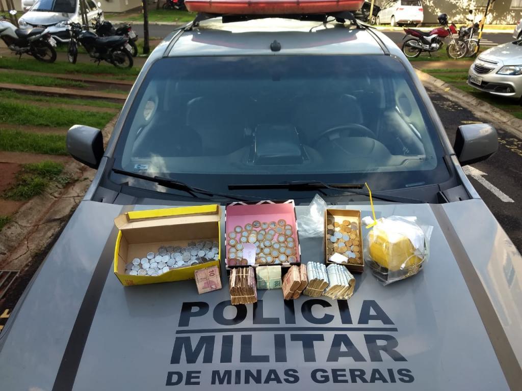 Imagem 1 do post Operação Aquiles do Gaeco desarticula organização criminosa que atuava no tráfico de drogas
