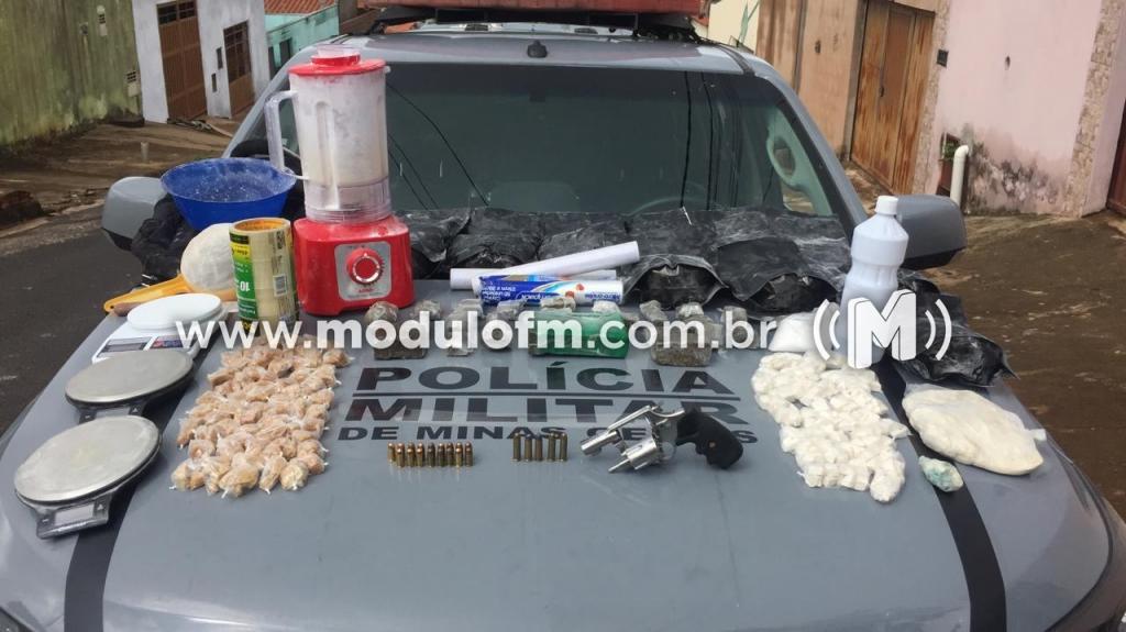 Imagem 6 do post Operação Aquiles do Gaeco desarticula organização criminosa que atuava no tráfico de drogas