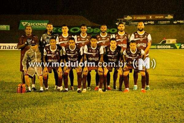 CAP estreia com vitória no Mineiro 2020 e lidera campeonato