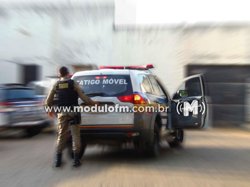 Homem suspeito de fornecer drogas para cidade de Patrocínio é preso pela PM